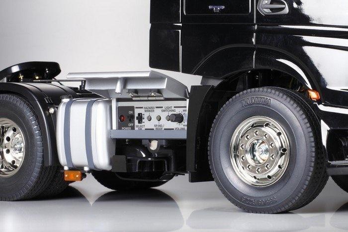 56354 rc truck mercedes benz actros 3363 6x4 gigaspace. Black Bedroom Furniture Sets. Home Design Ideas