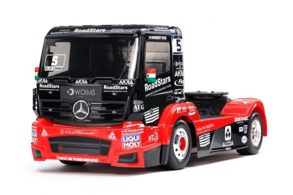 (58642) TT-01E Team Reinert  Racing MAN TGS (1)