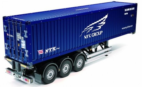 NYK 40ft Container Semi Trailer (1)