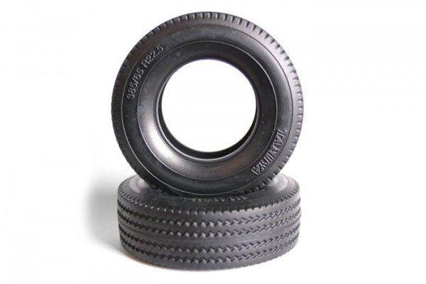 RC Tractor Truck Tires Hard/30mm 2ks (1)