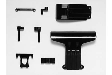 Tamiya DF-02 D Parts (Bumper) (1)