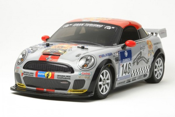 karoserie M-Chassis Mini JCW Coupe (1)