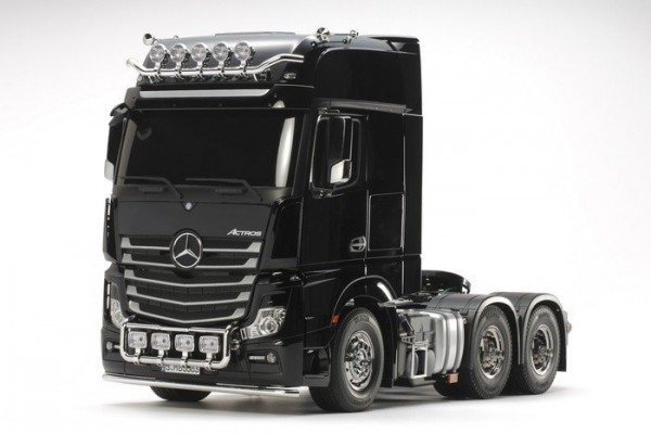 Mercedes-Benz Actros - 3363 6x4 GigaSpace (1)