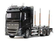 Tamiya 56360 Volvo FH16 Globetrotter 750 6×4 Timber (2)