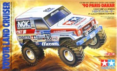 Tamiya #19013 - 1/32 Toyata Land Cruiser '90 Paris-Dakar