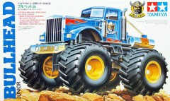 Tamiya #17008 - 1/32 Mini 4WD Bullhead Junior