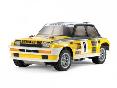 Tamiya (47435) Renault 5 Turbo Rally