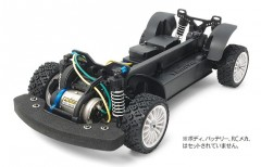Tamiya 47349 XV-01 Chassis Kit Long Damper Spec