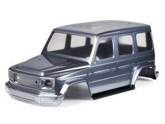 Tamiya 47441 Mercedes-Benz G 500 (Bright Gun Metal Painted Body) (CC-02) (2)