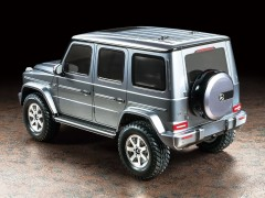 Tamiya 47441 Mercedes-Benz G 500 (Bright Gun Metal Painted Body) (CC-02) (3)