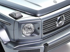 Tamiya 47441 Mercedes-Benz G 500 (Bright Gun Metal Painted Body) (CC-02) (4)
