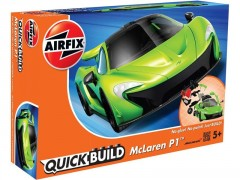 Airfix Quick Build McLaren P1 - zelená