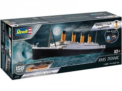 Revell EasyClick RMS Titanic + 3D Puzzle (Iceberg) (1:600)