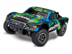 Traxxas Slash Ultimate 1:10 4WD VXL TQi RTR zelený