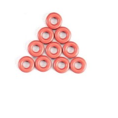 (50597) Damper O-Ring (red) 10ks