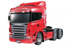 (56323) Tamiya RC Truck Scania R620 6x4 Highline
