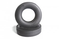 (56527) RC Tractor Truck Tires Hard/22mm  2ks