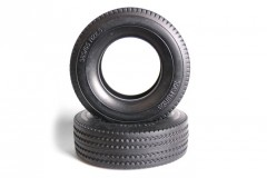 (56528) RC Tractor Truck Tires Hard/30mm 2ks