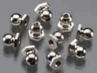 Tamiya CC-01 6mm Ball Connector Nut (1ks)