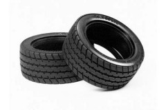 (50683) pneumatiky M Chassis 60D Radial Tires 26mm/2ks