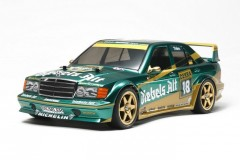 (58638) TT-01E Mercedes-Benz 190E Team Zakspeed