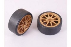 (51219) DRIFT Tires Type D  2ks