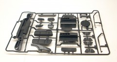 Tamiya Mercedes Benz Actross R parts