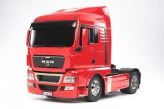 (56332) RC Truck MAN TGX 18.540 4x2 XLX RED EDITION