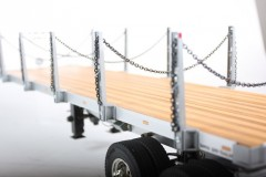 Tamiya Flatbed Semi-Trailer (2)