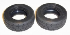 (51589) On Road Racing Truck Tires (2ks)