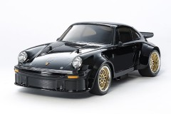 (47362) TA02SW Porsche Turbo RSR Type 934 - Black Edition