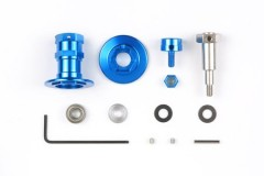 (54158) Tamiya F104 ALU Diff Housing Set