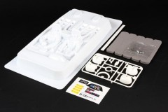 (54491) Rally Car Cocpit Set