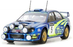 Tamiya 24250 Subaru Impreza WRC 2001 - Rally of Great Britain (1:24)