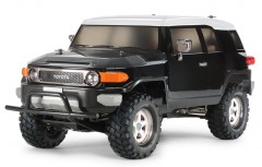 (58620) CC-01 Toyota FJ Cruiser Black Special (Painted Body)