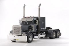 (56356) RC Grand Hauler Black Edition - Matte Black