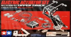 (56545) RC Electric Actuator Set - 1/14 Scale Tipper Truck