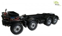 1:14 8x8 Articulated chassis for Tamiya-Cab without body